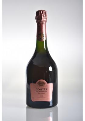 Comtes de Champagne rosé, Taittinger